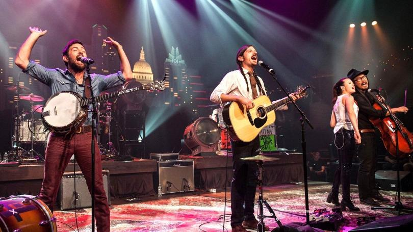 Avett brothers play in Tallahassee