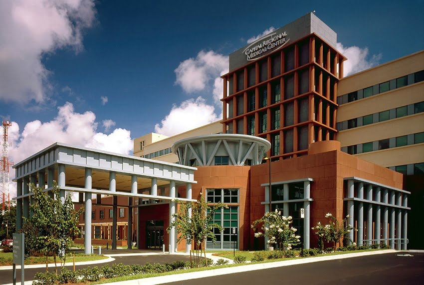 Capital Regional in Tallahassee, where residents living can go for their healthcare needs