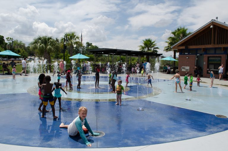 Cascades Park | Photo Credit: City of Tallahassee