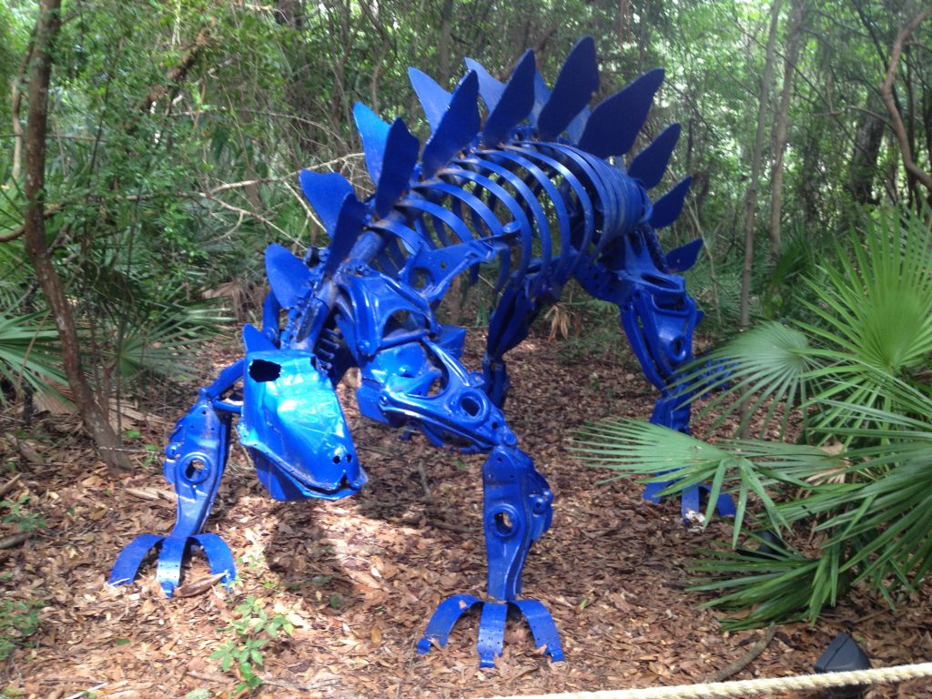 Sculpture from Tallahassee Museum