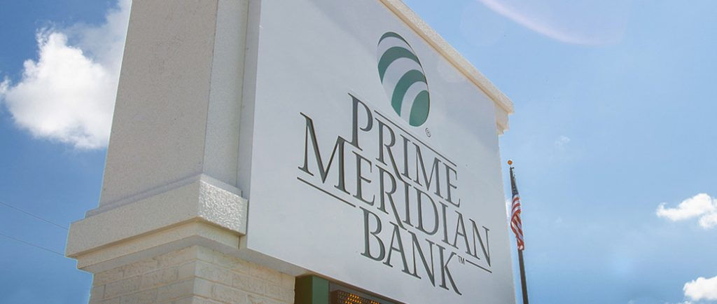 Jobs at Prime Meridian Bank in Tallahassee
