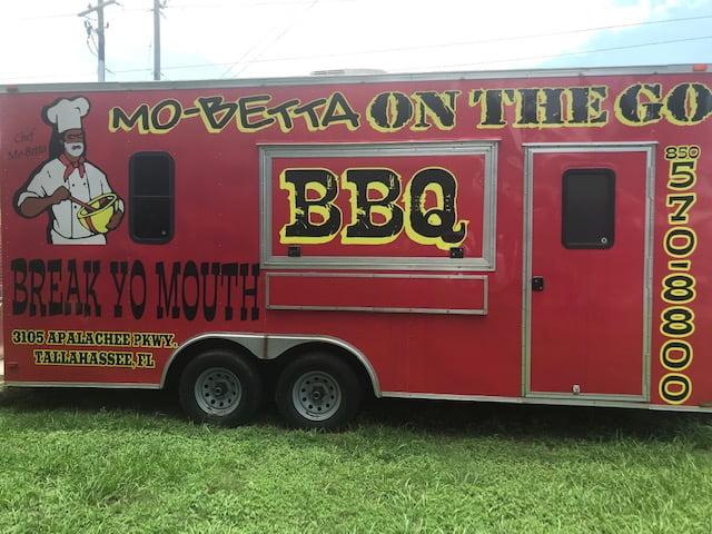 Mo- Betta BBQ truck