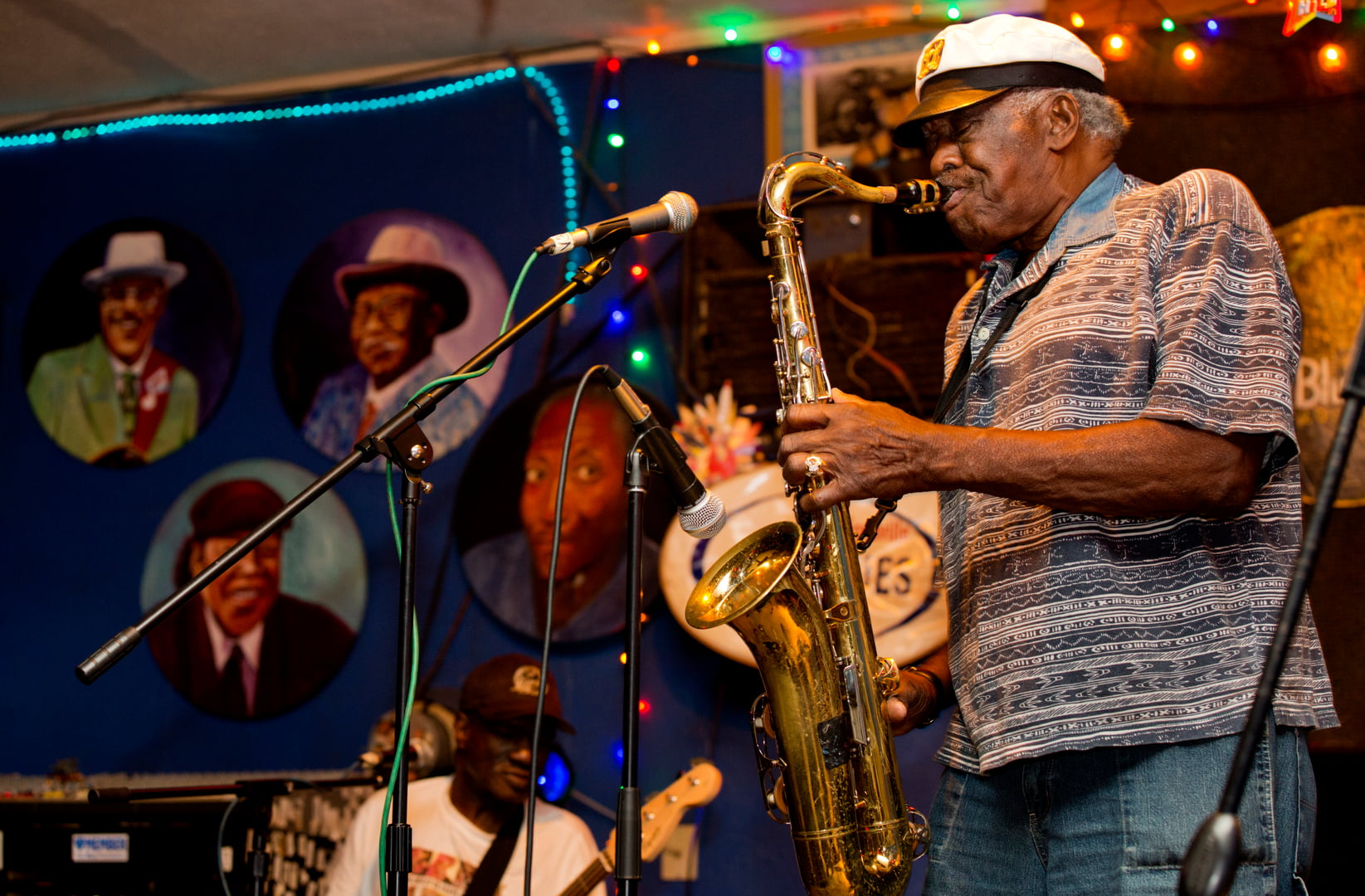 Bradfordville Blues Club | Photo Credit: Visit Tallahassee