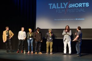 Tally Shorts presentation