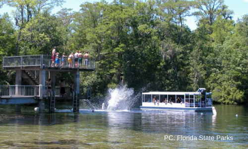 Wakulla Spring State Park