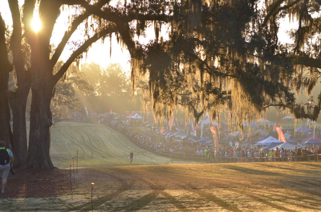 Cross country national championships at Apalachee Regional park in Tallahassee, FL