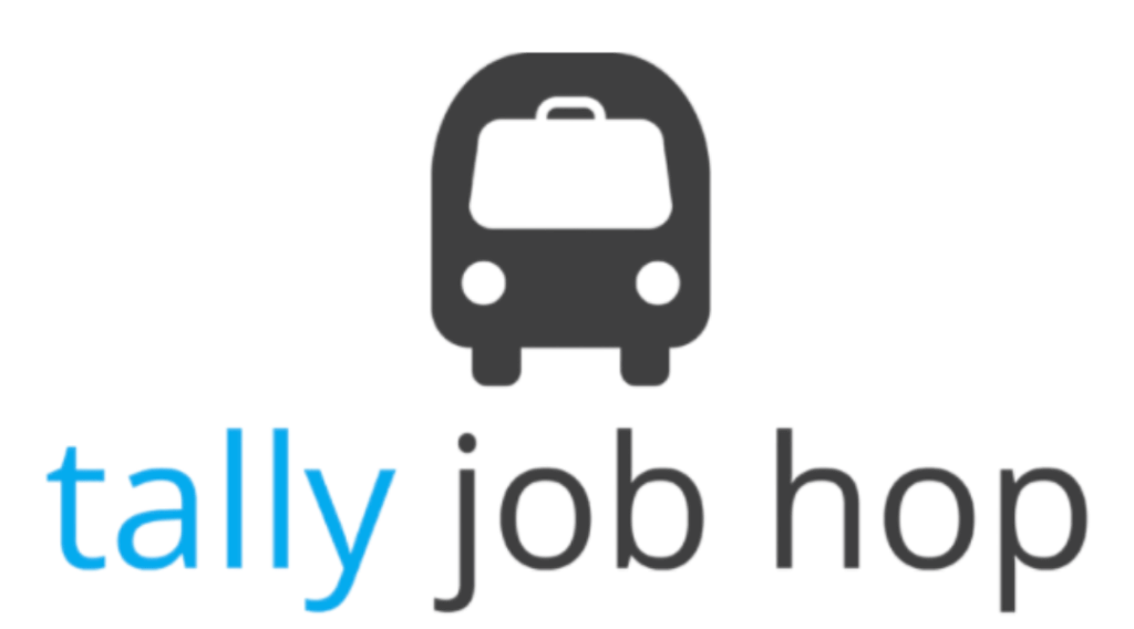 Tally Job Hop logo