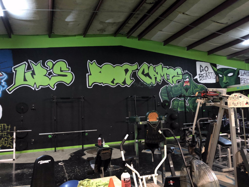 LBs Bootcamps gym in Tallahassee
