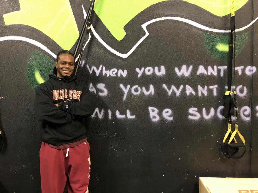 LaBarron Smith, Choose Tallahassee Black History Month