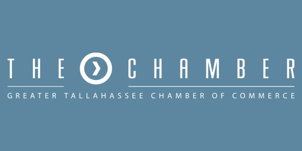 Tallahassee Chamber of Commerce logo horizontal