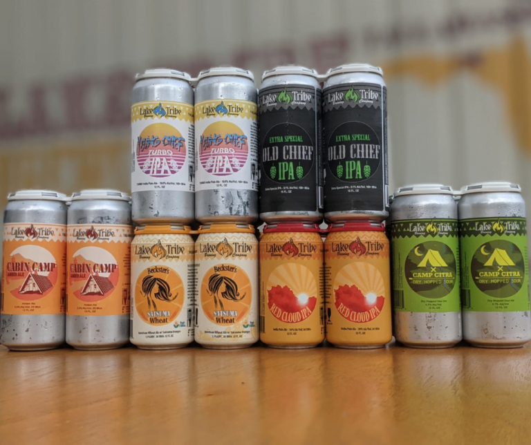 Lake Tribe is a Tallahassee-based craft brewery, brewing beers that celebrate the great outdoors through their tastes, aromas, and pairings.