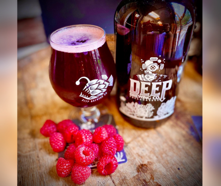 Explorer, risk-taker, brewer and purveyor of fine ale and lager... Join the Deep Brewing adventure and dive into their next beer!