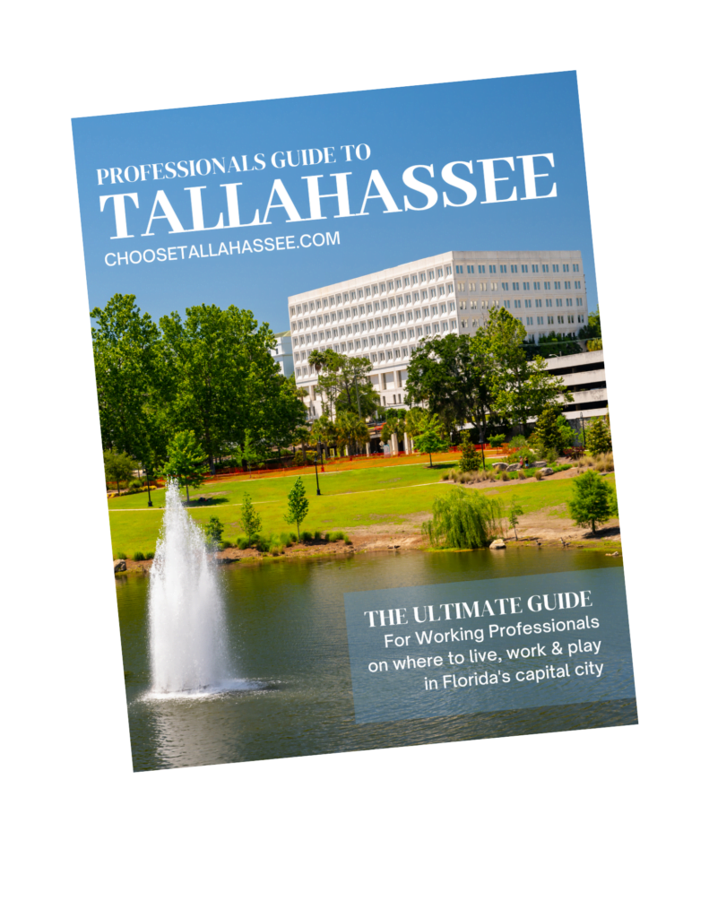A professionals guide to living & working in Tallahassee Florida