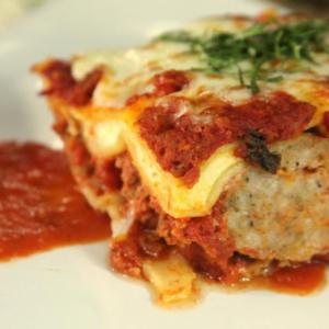 Bella Bella lasagna