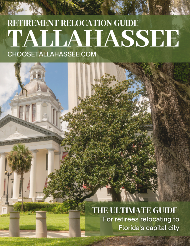 Retirement relocation guide Tallahassee Fl