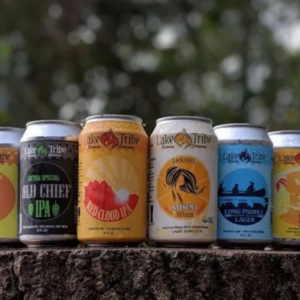 Lake Tribe Brewing Co: is a Tallahassee-based craft brewery, brewing beers that celebrate the great outdoors through their tastes, aromas, and pairings.