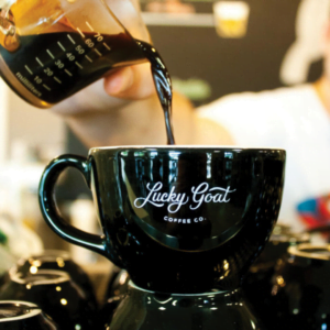 Lucky goat coffee shops in Tallahassee