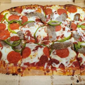 Solle's Authentic Italian Pizza