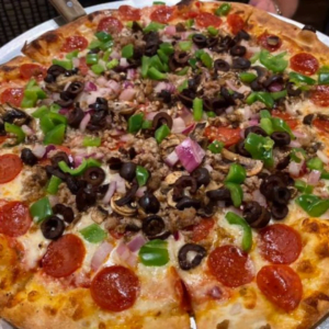 Park's Twisted Pizza Garage, a tallahassee restaurant