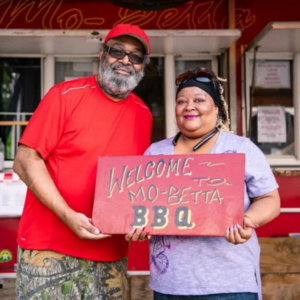 owners of Mo-Betta BBQ in Tallahassee, FL
